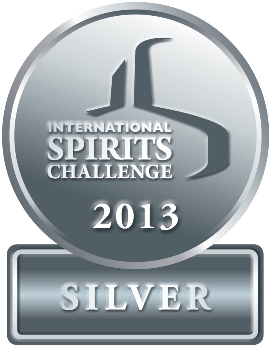 International Spirits Challenge 2013 (Silver)