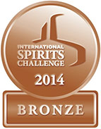 International Spirits Challenge 2014 (Bronze)