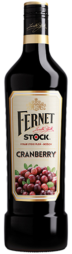 Fernet Stock Cranberry